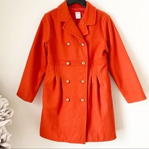 Gymboree | Girls Wool Double Breasted Coat M
